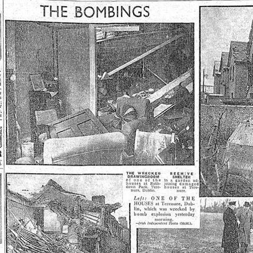 The Other Bombings of Ireland: German bombings of Ireland 1940-41