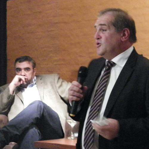 Claudio Rotondaro en Hora de Cierre