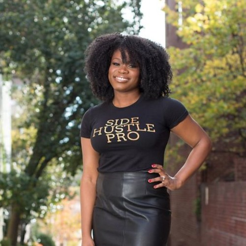 Ep 45:Tell a Story Nobody Else Can Tell:Creating Side Hustles & Owning Your Truth w/Nicaila Matthews
