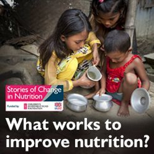 Stories of Change at the Micronutrient Forum Sunday 23 October 2016