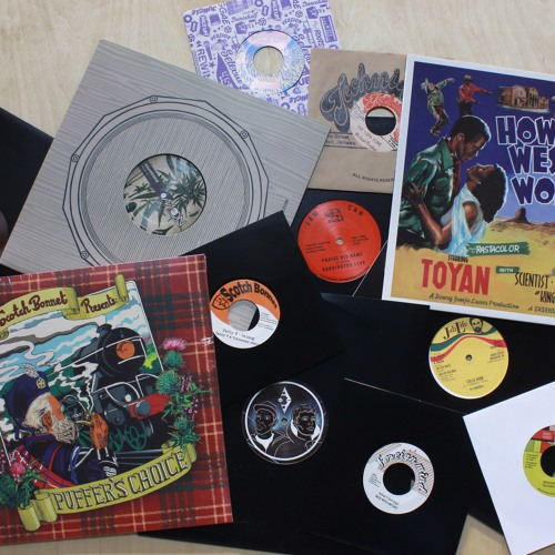 Scotch Bonnet Records Shop Podcasts