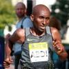 Abdi Abdirahman, Top American Male, Finishes Third NYC Marathon