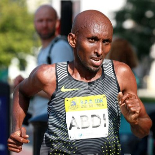 Abdi Abdirahman, Top American Male, Finishes Third NYC Marathon