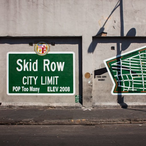 US Elections 2016 - Vote in Skid Row, Los Angeles