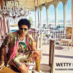 Bruno Mars - Versace On The Floor (Wetty Remix) Mp3