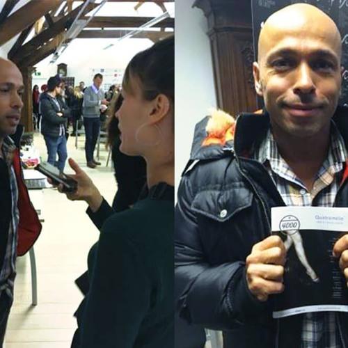"""""""INTERVIEW ERIC JUDOR (Eric & Ramzy) @FIFCL"""""""