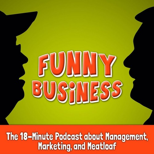 One Man Brand interviews Funny Business