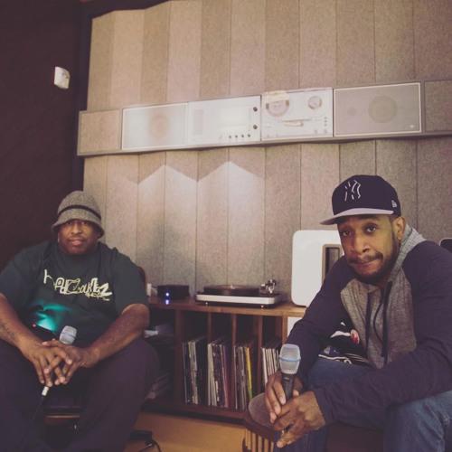 DJ Premier with Prince Paul