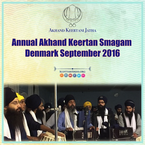 AKJ Annual Akhand Keertan Smagam Denmark September 2016
