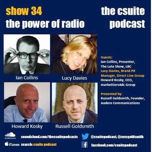 Show 34 - The Power of Radio