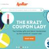 Hollr - the online dollar store app