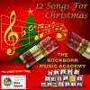 Rudolph The Red Nosed Reindeer  -  RockBorn Music Academy