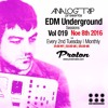 Analog Trip Edm Underground Sessions Vol 019 Protonradio Com 8 11 2016 Free Download Mp3