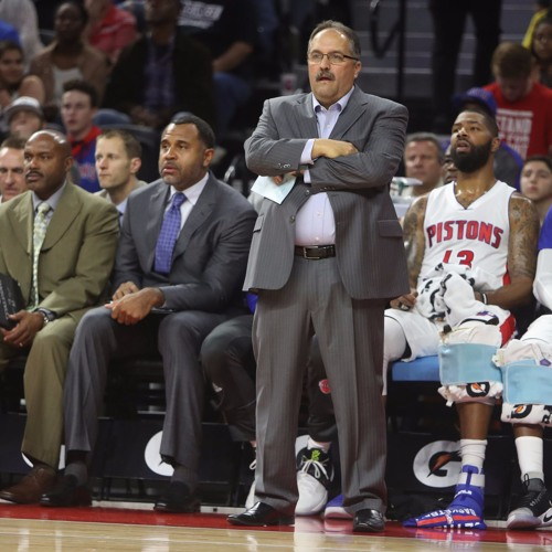 Detroit Pistons' Stan Van Gundy goes off on Trump: 'Brazenly racist'