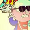 Rei Gelado(Hora de Aventura) VS. Benson(Apenas um Show) FT. BlazerRaps | Batalha de Rap