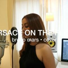 Bruno Mars - Versace On The Floor (COVER by @adindasebastian)