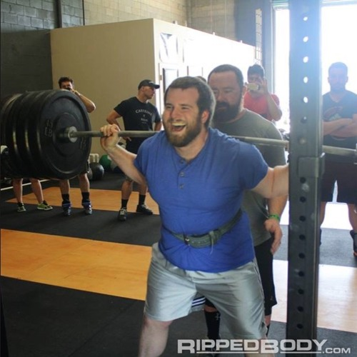#3 Interview: Greg Nuckols on Lifting Heavy Things, Business Ethics, Beer and Muic