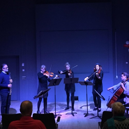 Open (Godée) MalvaKvartetten & Mikael Godée