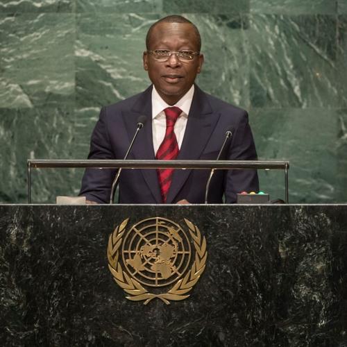 Discours du Président Patrice Talon lors de la 71ème Session De L' Assemblé Générale de L' ONU