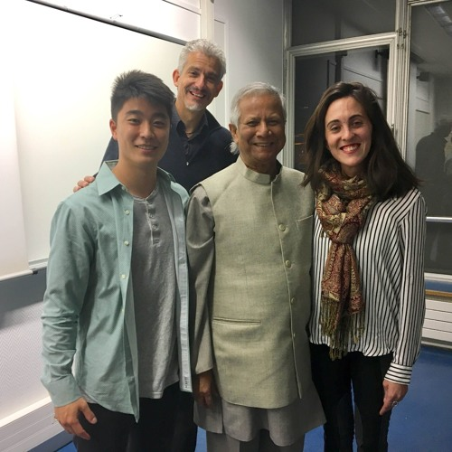 Yunus calls for major business to join his movement to end wealth concentration