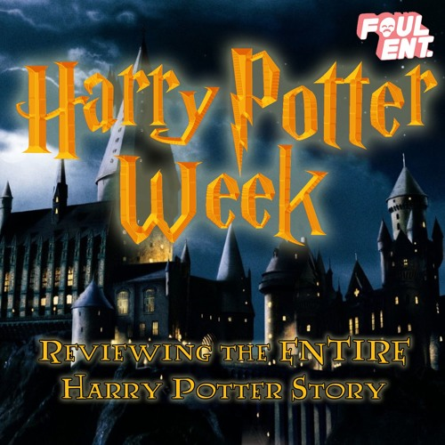 Harry Potter Week  - Day 1: The Philosophers Stone