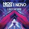 Nervo x Nicky Romero-Like Home(Hyphee Remix)