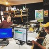 San Diego Magazine guest on the 91x Morning Show with Tommy and Producer Danielle