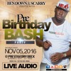 DJ ROY AT. BEN DOWN & SCARRY BIRTHDAY BASH [LIVE AUDIO] mp3