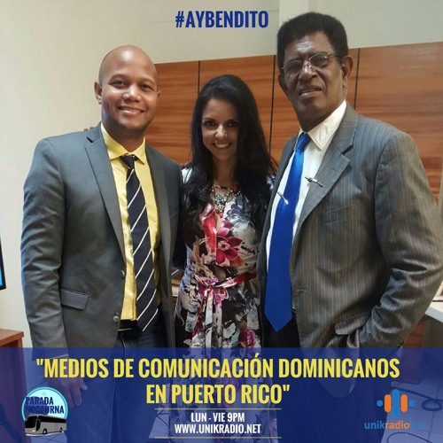 Medios de Comunicación Dominicanos en Puerto Rico
