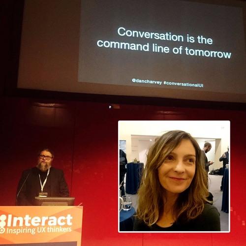 #143 Chatbots and emotional data with Daniel Harvey & Pamela Pavliscak
