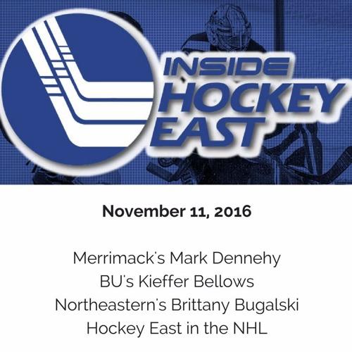 IBG Inside Hockey East 11.11.2016