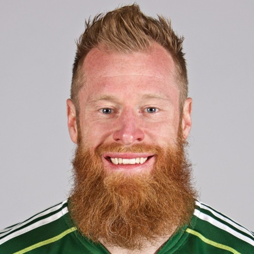Nat Borchers of the Portland Timbers
