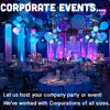 Corp Events and Parties