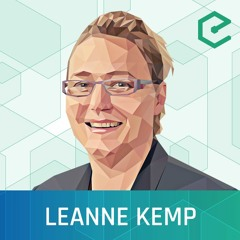 156 – Leanne Kemp: Detecting Diamond Fraud And Theft With Everledger