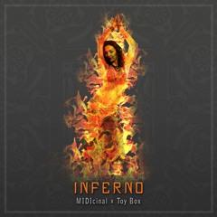 MIDIcinal X Toy Box - Inferno