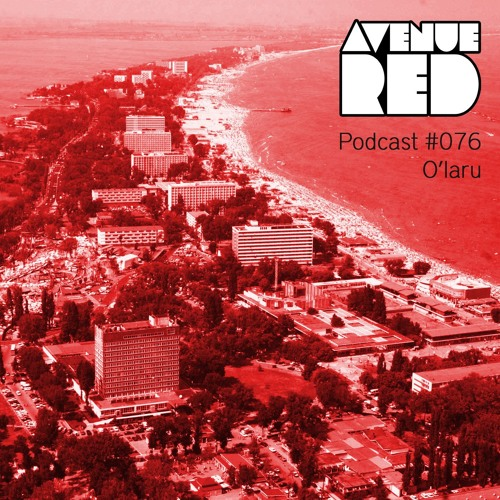 Avenue Red Podcast #076 - O'laru