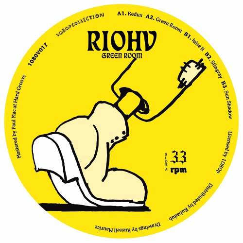 Riohv - Sun Shadow