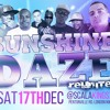 DJ EZ and Pied Piper Live at Sunshine Daze
