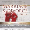 01 Marriage and Divorce - Abu Humayd | Manchester.mp3