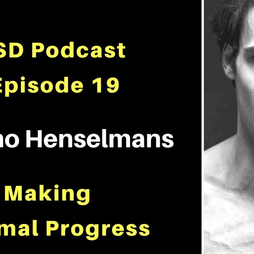 SSD Podcast Ep19: Menno Henselmans: Growth to Your Max Potential.