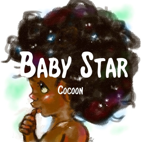 """Cocoon """"BABY STAR"""" / sample"""