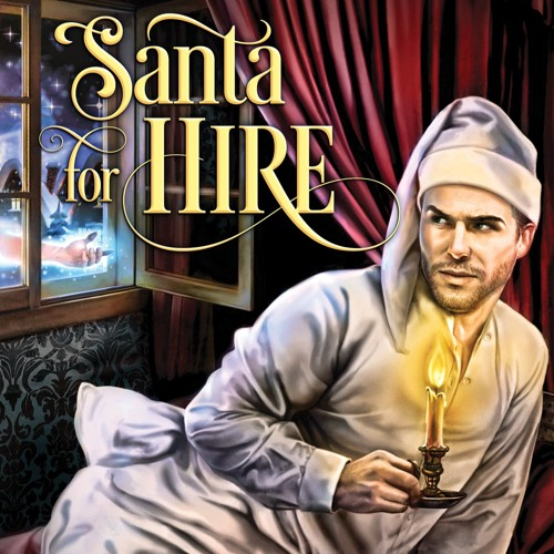 Santa For Hire By Asta Idonea (MM Short Story Excerpt)