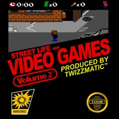 TwizzMatic (feat. Tay Thomas) - Stuck In Da 80's