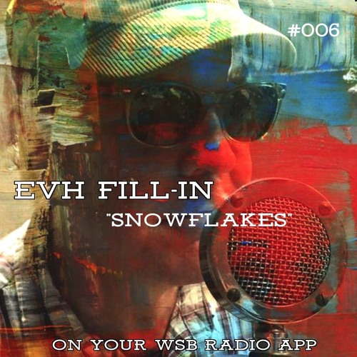 EVH Fill-In #006 - Snowflakes
