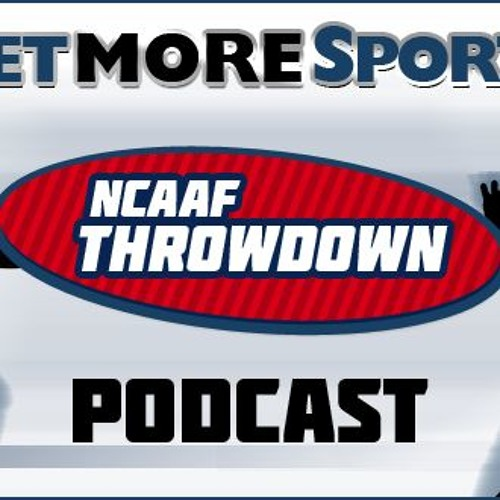 GMS College Football Throwdown Podcast - Episode 9