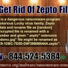 How To Get Rid Of Zepto File Virus?