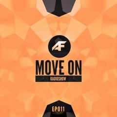 ANGELO FREZZA presents MOVE ON 011 [Podcast - Radio Show] November 2016 Mix
