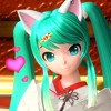 [Compilation]+Cat+Ears+Nekomimi++Hatsune+Miku++DIVA