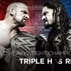 WWE Mashup- Triple H And Roman Reigns King Of Truth