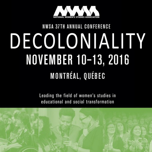 2016 Presidential Session: Decoloniality, Intersectionality, and Critical Resistance